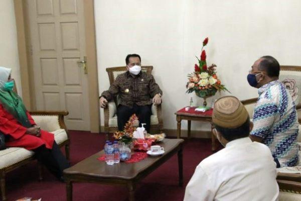 Pjs Gubernur Fatoni Apresiasi Peran Baznas Bantu Warga Kurang Mampu