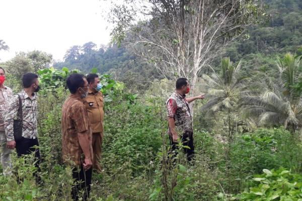 Pjs. Bupati Boltim, Christiano E. Talumepa Kunjungi Desa Jokapoy