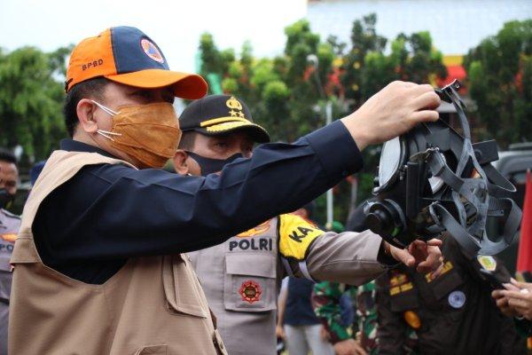 Pjs Gubernur Fatoni Ajak Semua Pihak Siap Siaga Hadapi Bencana
