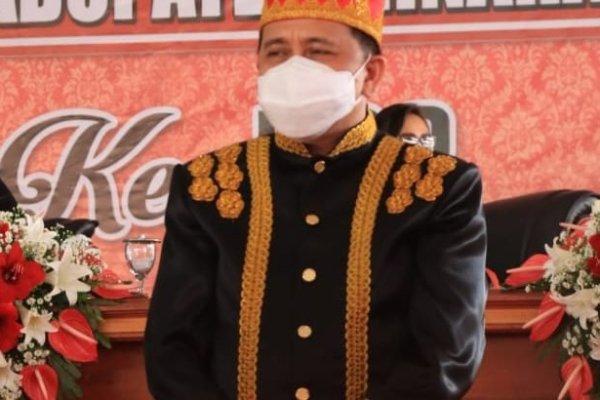 HUT ke-592, Pjs Gubernur Fatoni Apresiasi Pembangunan di Minahasa