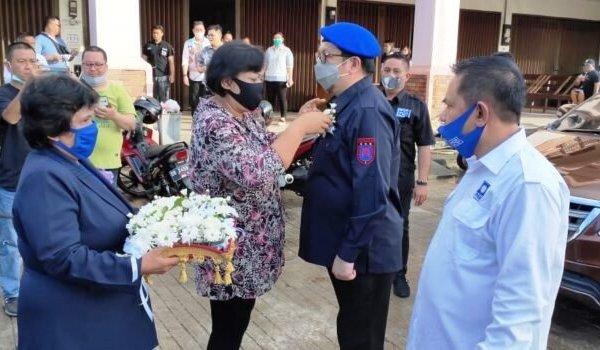 Mor Bastiaan Jadi Panglima Tertinggi Brigade Santiago