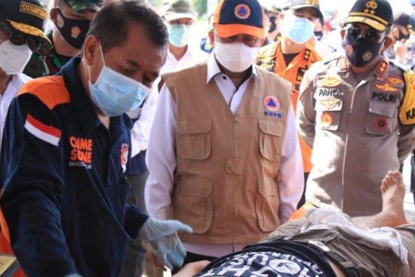 Pjs Gubernur Fatoni Apresiasi Kesiapsiagaan Stakeholder dalam Penanggulangan Bencana di Sulut