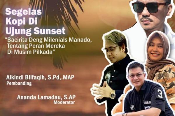 Usai Cipta Lagu untuk MOR-HJP, Kini Kaka Enda Ungu Blusukan ke Warga