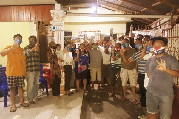 RJP Connection Gerilya di Wilayah Basis Massa GSVL dan IMBA, Ribuan Warga Berbalik Arah Dukung MOR-HJP