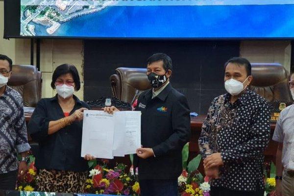 KUA PPAS Ditetapkan Subuh Dinihari, GSVL: Jangan Lagi Warga Manado Jadi Korban Politik Hanya Karena Pilkada