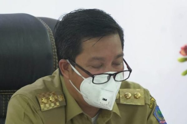 Disaksikan Jokowi, Wagub Kandouw Hadiri Penandatanganan Kerja Sama Kemitraan PMA/PMDN dengan UMKM Secara Virtual