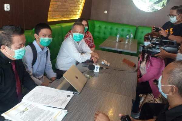 Tuntut Keadilan, Jurgen Ernest Paat Gugat Rektor IPDN Jatinangor