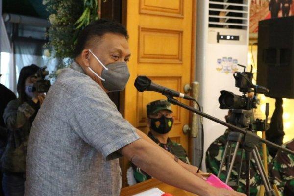 Gubernur Olly: SHS Beri Sumbangsih Besar Bagi Sulut dan Indonesia