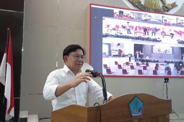 Aswin Lumintang: Visi Saya Menjadikan PWI Rumah Bagi Wartawan