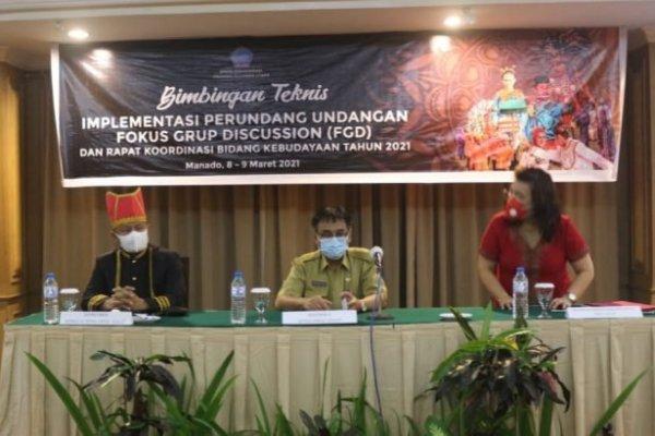Gubernur Olly Ajak Masyarakat Jaga dan Lestarikan Budaya Sulut