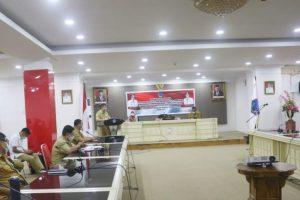 Sederhanakan Birokrasi, Pemprov Sulut Gelar Sosialisasi dan Desk Penyusunan Anjab-ABK