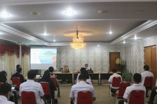 Gubernur Olly Apresiasi Timja Setjen DPR RI Terkait Penyusunan Naskah Akademik & Draf RUU Provinsi Sulut