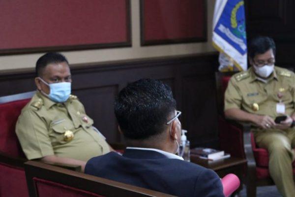 Gubernur Olly Dorong Peran Lembaga Penyiaran dalam Pembelajaran di Tengah Pandemi