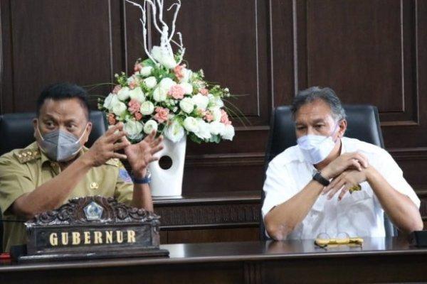 Gubernur Olly Perjuangkan Kemudahan Izin WPR Bagi Penambang di Sulut