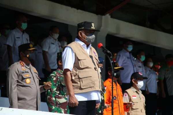 Gubernur Olly Ajak Seluruh Elemen dan Stakeholder Siap Siaga Hadapi Bencana