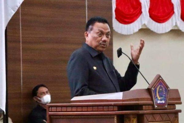 Kawal Visi Misi Sulut, Gubernur Olly Apresiasi Kinerja Legislator
