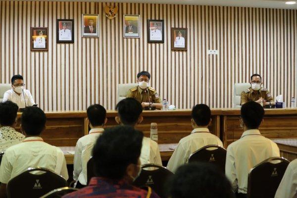 Komisi Remaja Wilayah Manado Dialog Dengan AARS