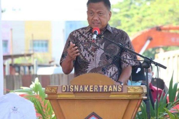 May Day 2021, Gubernur OD Apresiasi Peran Buruh dalam Pembangunan Sulut