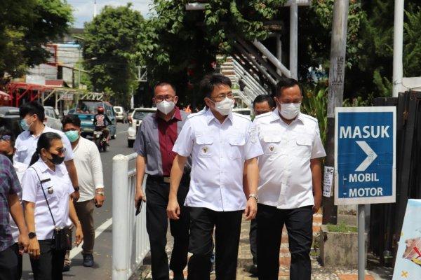 Maraton, AARS Terus Pantau Vaksinasi Covid19 di Kecamatan Wenang dan Tuminting
