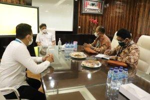 Temui Walikota Angouw, Pegadaian Manado Siap Sosialisasikan Program Tabungan Emas