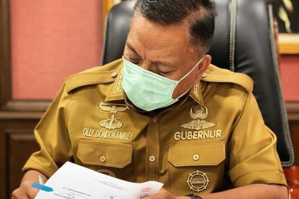 Sekolah Tatap Muka Terbatas, Gubernur Olly Terbitkan Edaran 12 Juli 2021