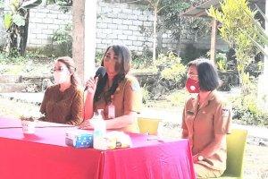 Tunjang ODSK, dr Devi Bawa Bantuan Sembako Serta Bingkisan ibu Rita Untuk Anak Panti Asuhan