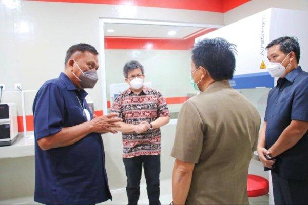 Pemprov Sulut Menyurat ke Lab Swasta Turunkan Harga Tes PCR