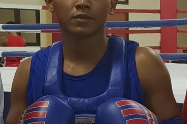 Jevhan Tawaluyan,  Atlet Muaythai Sulut Susul Preys Karundeng Lolos Final