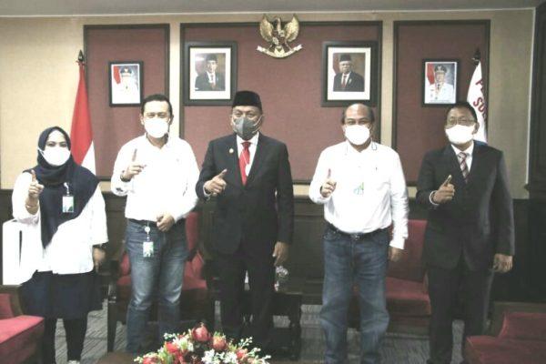 Dari Audiensi Gubernur dan BPJS TK, Pemkab/Pemkot Didorong Ikutsertakan Warganya Dalam Jaminan Sosial