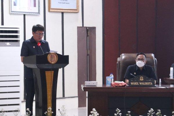AARS hadiri Rapat Paripurna DPRD Kota Manado