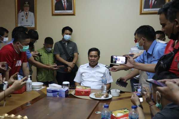 Ketua KONI Sulut Ajak Warga Dukung Tim PON, Wagub Kandouw Apresiasi Sepakbola dan Basket