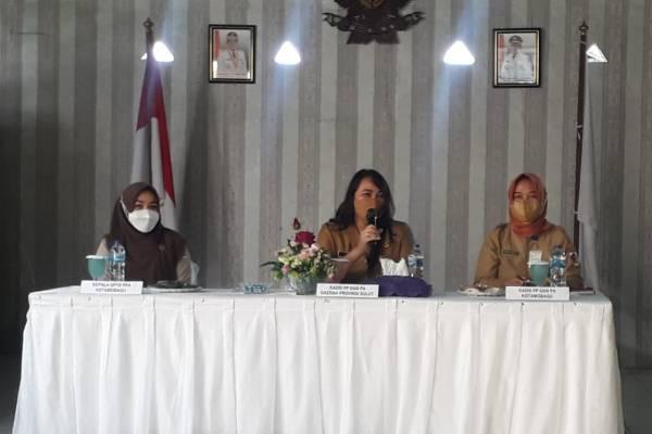 Ingatkan Soal Penuntasan Kasus, Devi Tanos Apresiasi Hadirnya UPTD PPA di Kotamobagu