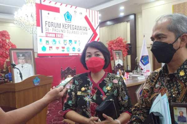 Kakanreg BKN Apresiasi Forum Kepegawaian di Sulut, Kaban Suluh : Ini Wadah Koordinasi