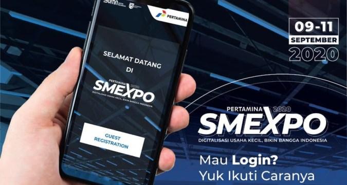 Pertamina SMEXPO 2020
