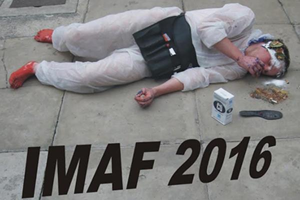 IMAF 2016. u galeriji SULUV-a