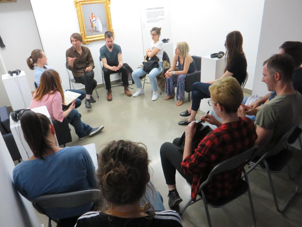 Sastanak članova strukovnih udruženja - SULUV, UPIDIV, DaNS