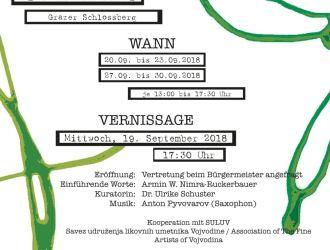 """Izložba """"Wear Your Inside Out"""" u Gracu – saradnja austrijskog udruženja vizuelnih umetnika – BVBK i SULUV-a"""