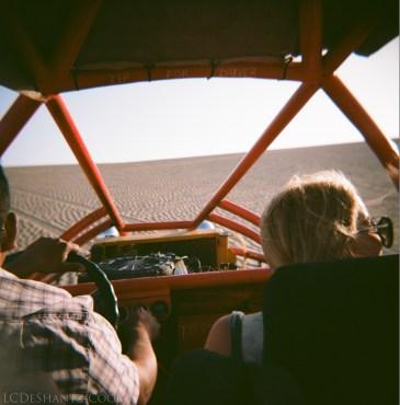 dune buggy tour, Kodak Ektar 100