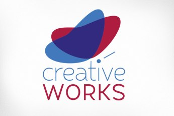 An enthusiastic entrepreneur with a small budget and a big heart needed a logo to showcase her small business of upcycling furniture and décor: Creative Works. A butterfly was selected to represent metamorphosis and developed into a design that is organic and friendly, much like her product.