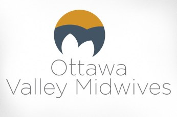 The midwifery group in Carleton Place needed a logo that reflected the beautiful Ottawa Valley, while also in some way speaking to their practice. A highly stylized illustration was developed of a deep amber moon rising over a vista of hills with two cut out leaves in the foreground. The moon representing the circle of life, the hills the Ottawa Valley, and the leaves the notion of growth. Website also designed at Sumack Loft: https://ottawavalleymidwives.com.