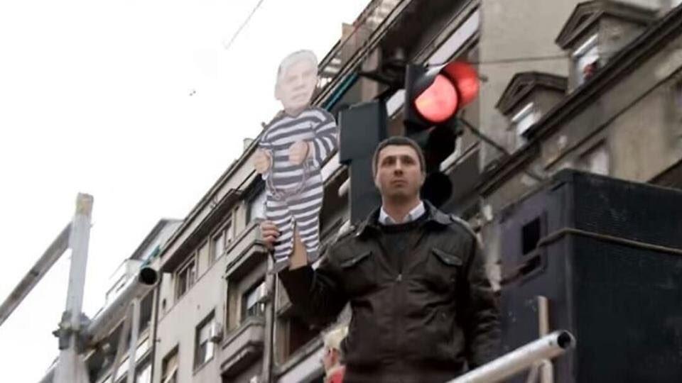 Boško hapsi Tadića