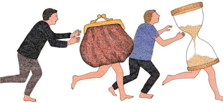 Un psicólogo desmonta la fórmula del matrimonio con dinero y niños