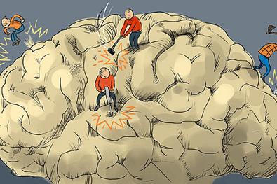 Tu cerebro cambia con cada cosa que piensas