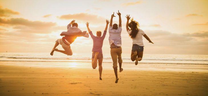 La felicidad, la mejor medicina para la salud