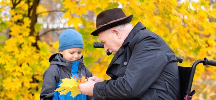 Ancianos y niños: Negocio win-win