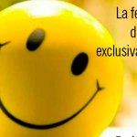 La felicidad depende exclusivamente de ti