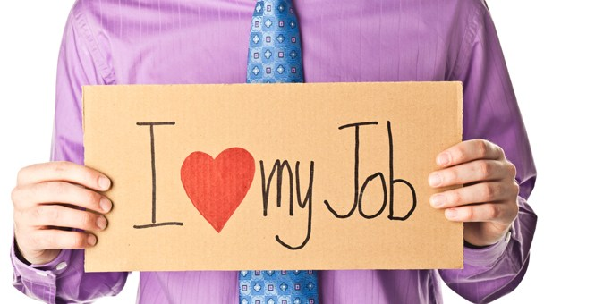 10 claves esenciales para ser feliz en el trabajo