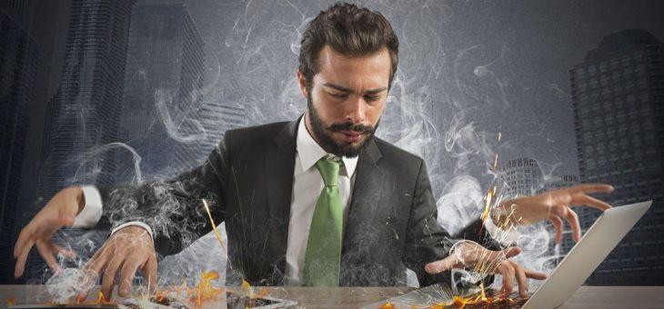 Multitasking es un acelerador del estrés