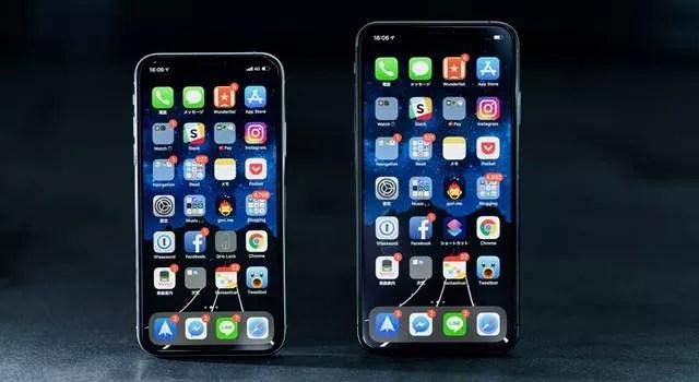 iPhoneの壁紙サイズをまとめて比較