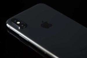 iPhoneXの図
